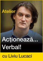 Atelier: Actioneaza… Verbal!